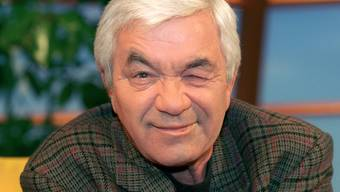 Er hätte sich gewünscht, 90 Jahre alt zu werden: Schlagersänger Gus Backus ist im Alter von 81 Jahren gestorben. (Archivbild)