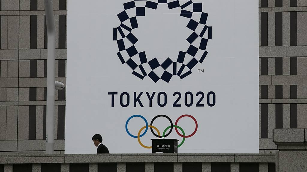 Die Spiele in Tokio werden um ein Jahr verschoben