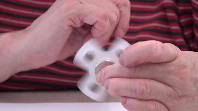 Der Trend der Fidget Spinners