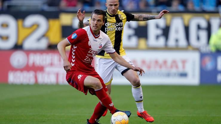 Lukas Görtler spielte zuletzt für den FC Utrecht aus der holländischen Eredivisie.