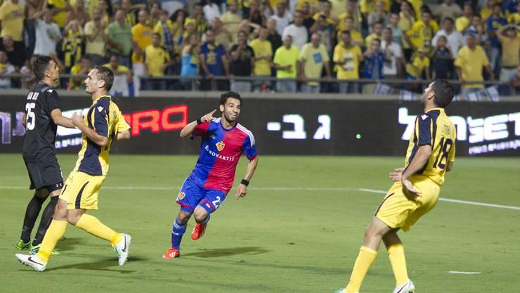 An der Person von FCB-Star Mohamed Salah entzündeten sich 2013 im Netz heftige Emotionen.