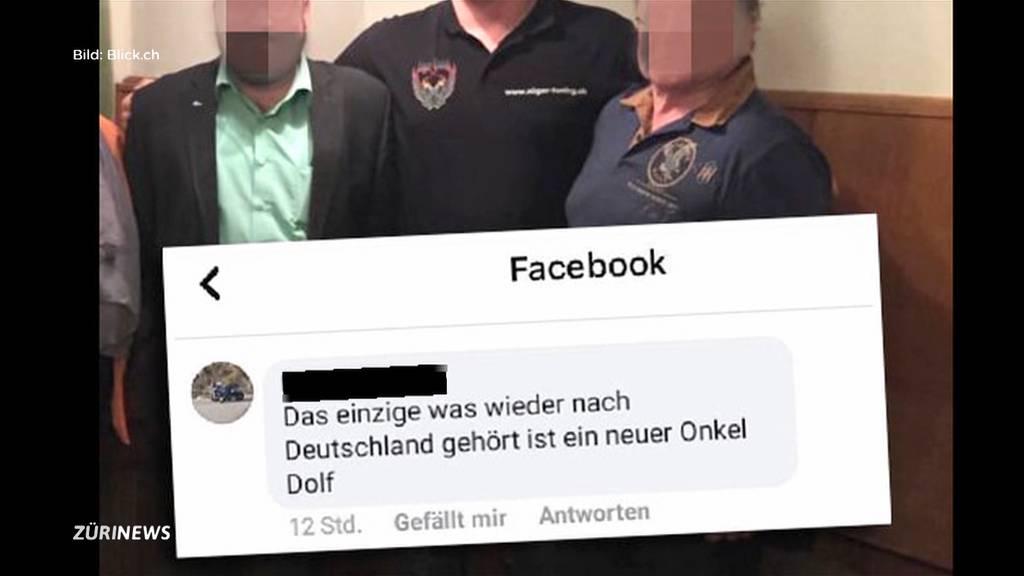 Nach Hitler-Kommentar: SVP Schwyz schliesst Wägitaler SVP-Vizepräsidenten aus