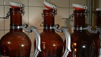 Das Grenchner Bier Granicum wird seit 10 Jahren gebraut
