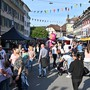An der Kirchgasse findet am Freitag «Für die Rechte der Tiere» statt.