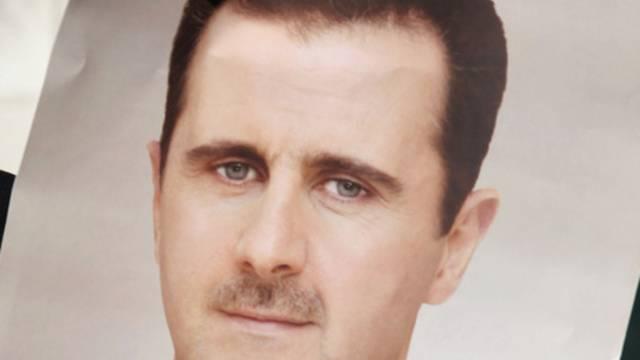 Die Arabische Liga rügt den syrischen Präsidenten Al-Assad (Symbolbild)
