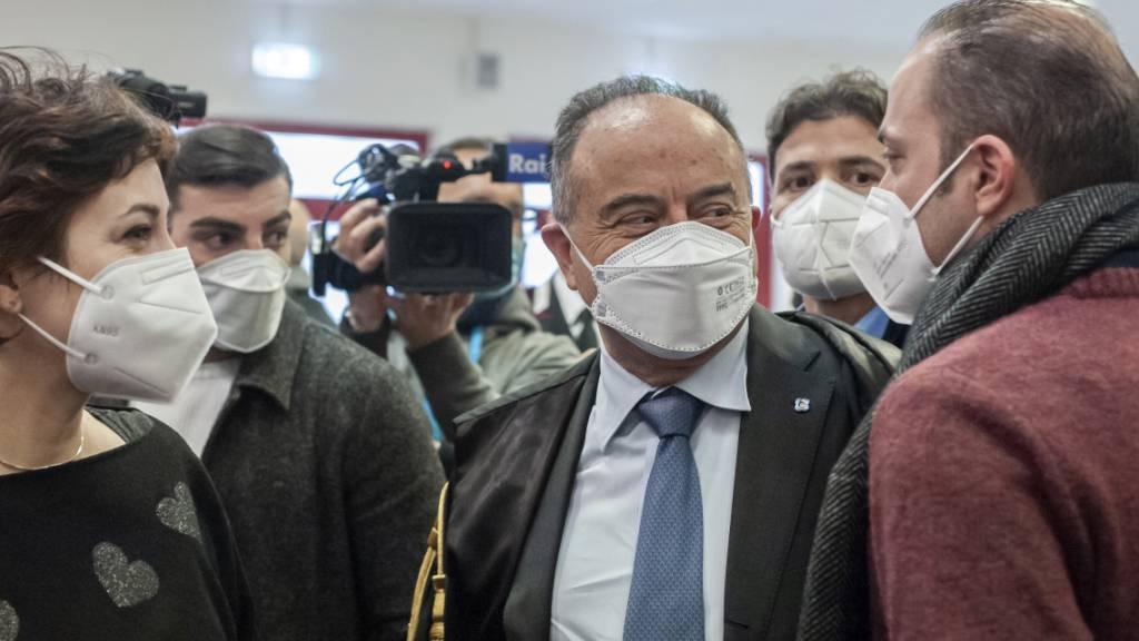 Grosser Anti-Mafia-Prozess in Italien: Signal gegen die 'Ndrangheta