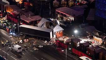 Terroranschlag mit LKW an Berliner Weihnachtsmarkt (19.12.2016)