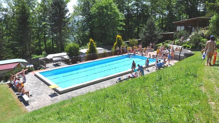 Schwimmbad HESPA, Auenstein