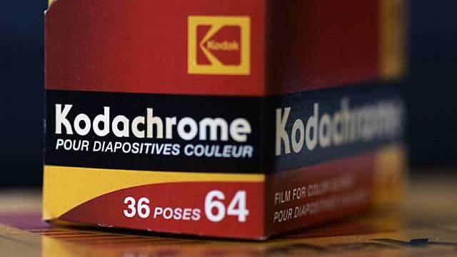 Kodachrome: das Ende einer Legende