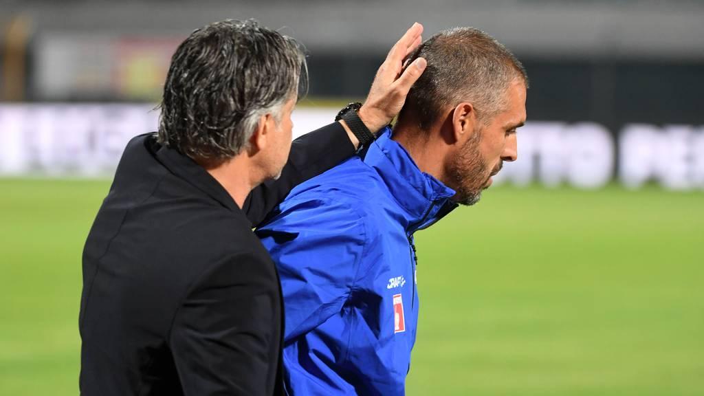 FC Luzern verliert 0:2 gegen Lugano
