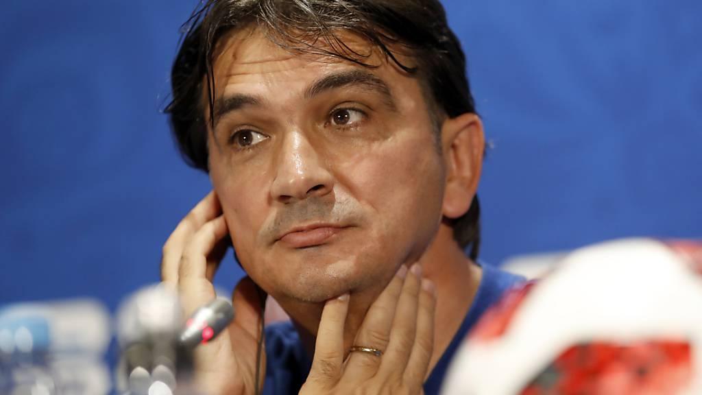 Zlatko Dalic bleibt bis Ende 2022 kroatischer Nationaltrainer