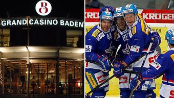 Das Grand Casino Baden wird für die Saison 2015/2016 Sponsor der Kloten Flyers.