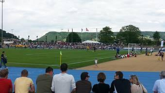 Rothrist spielt gegen Windisch am Axpo Aargauer Cupfinaltag.