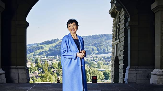 Porträt, aufgenommen am 4. September 2019 in Bundesbern.