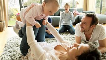 Bei den Kinderabzügen geht es vor allem um gesellschaftspolitische Fragen. Bild: Plainpicture