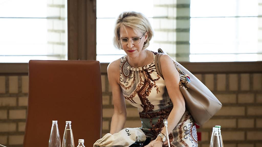 Anklage gegen abgesetzte Liechtensteiner Aussenministerin