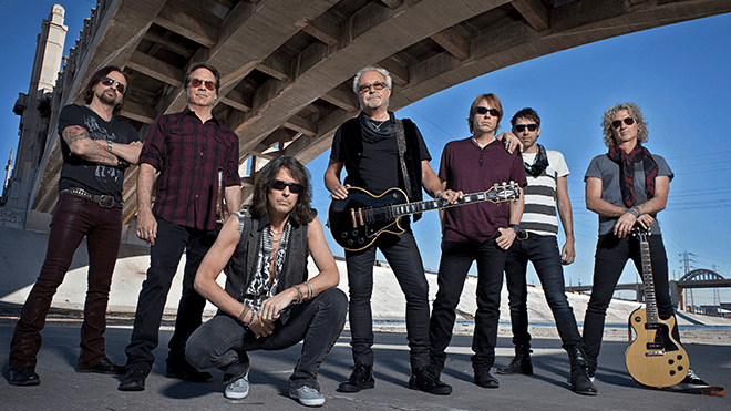 Foreigner und Nena am Rock the Ring