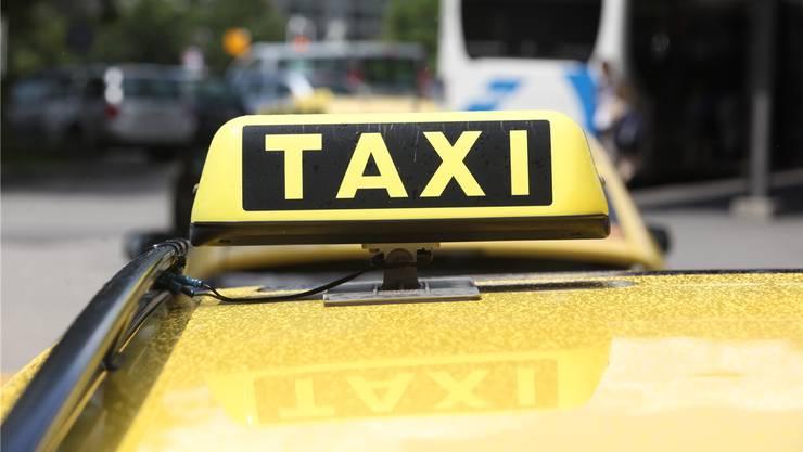 Braucht Frick mehr Taxis? (Archiv)