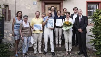 Die Gewinner sind «Transition Town Initiative Murg» und «Schweizer Tafel Region beider Basel» aus Pratteln.