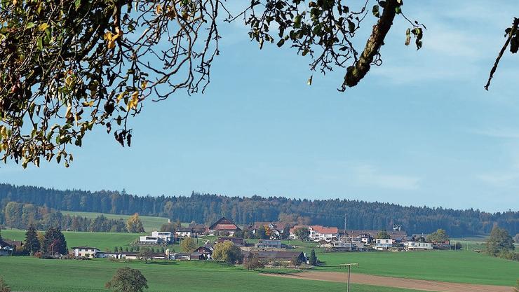 Geltwil ist neues Steuerparadies im Aargau.