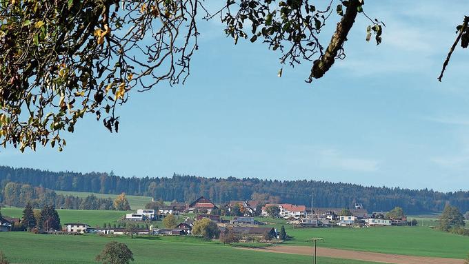 Höchster und tiefster Steuerfuss im Aargau 2020