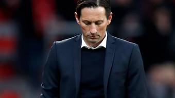 Entlassen: Roger Schmidt muss Bayer Leverkusen verlassen