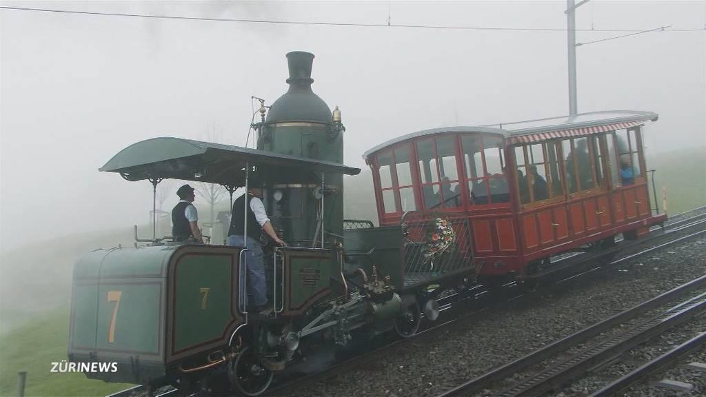 Rigibahn feiert 150. Geburtstag
