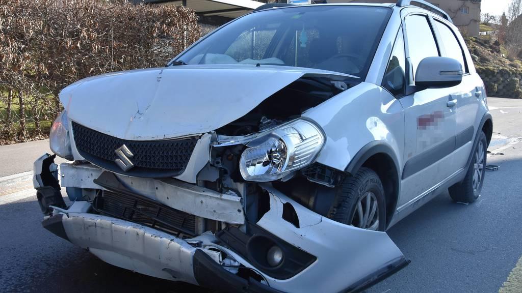 Drei Frauen bauen Unfall – vier Verletzte
