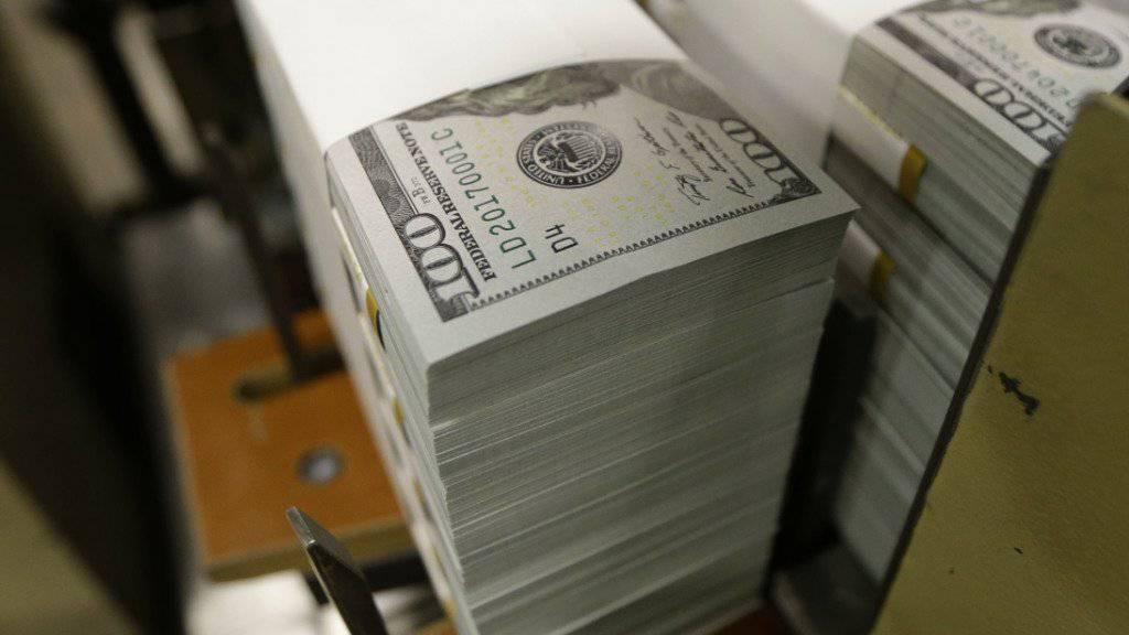 400 Millionen Dollar brachte ein US-Flugzeug in den Iran - diese Zahlung bringt die Regierung unter Druck. (Symbolbild)