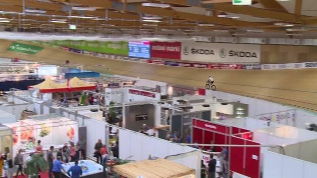Weltrekordversuch Velodrome Grenchen