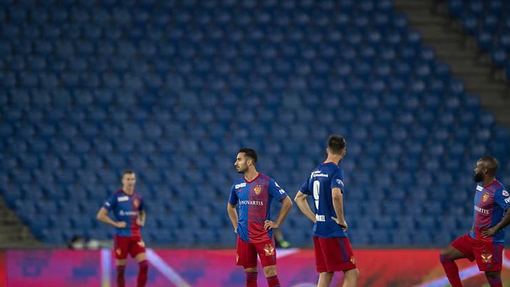 Die Stadien leeren sich wieder: Der FC Basel darf nur noch maximal 1000 Zuschauer im St. Jakpb-Park begrüssen
