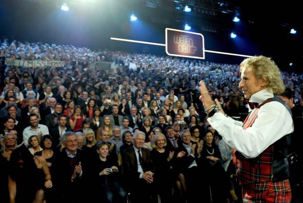 Das Publikum in Friedrichshafen war begeistert