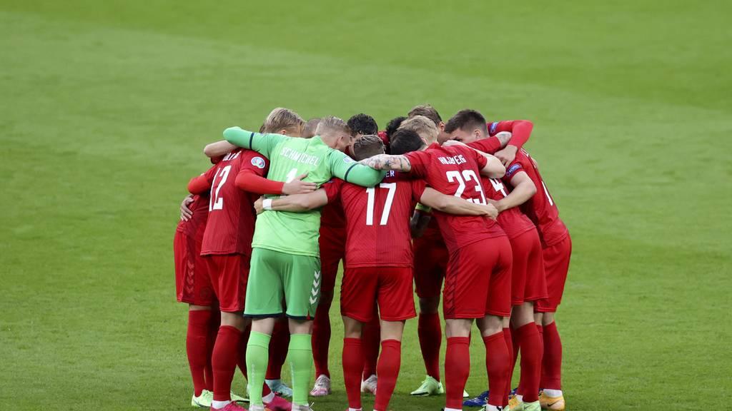 England folgt Italien in den Final – Dänemark draussen