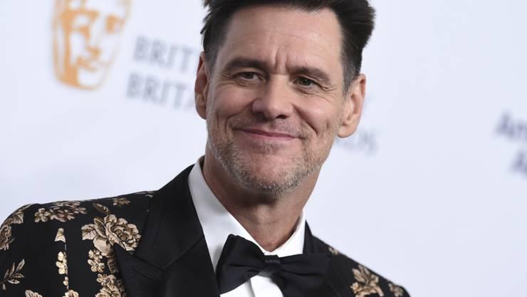 Der kanadische Schauspieler und Komiker Jim Carrey würde einen Fan lieber fragen, wer er sei, statt mit ihm für ein Selfie zu posieren. (Archivbild)