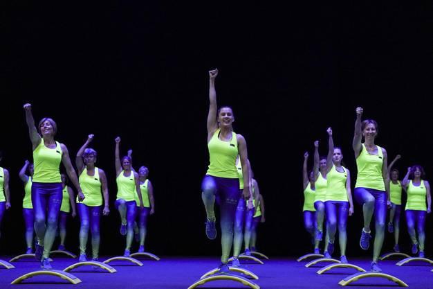 Eidgenössisches in Aarau: Die Bilder von der grossen Eröffnungsshow