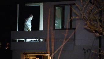In einer Flüchtlingsunterkunft in Gipf-Oberfrick ist eine Leiche gefunden worden.