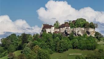 Schloss Lenzburg in Bildern