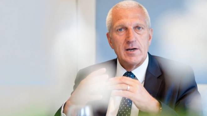 Pierin Vincenz, Präsident von Leonteq, wird auf Honorar-Anteile verzichten müssen. Foto: Sandra Ardizzone