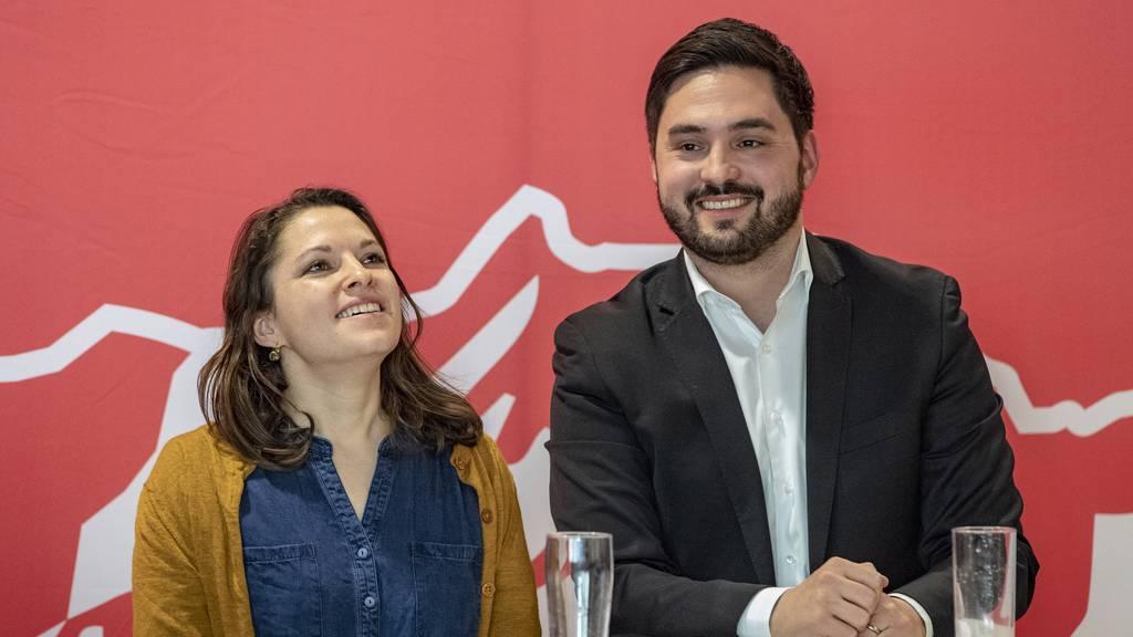 In der SP wird Kritik an Cédric Wermuth und Mattea Meyer laut