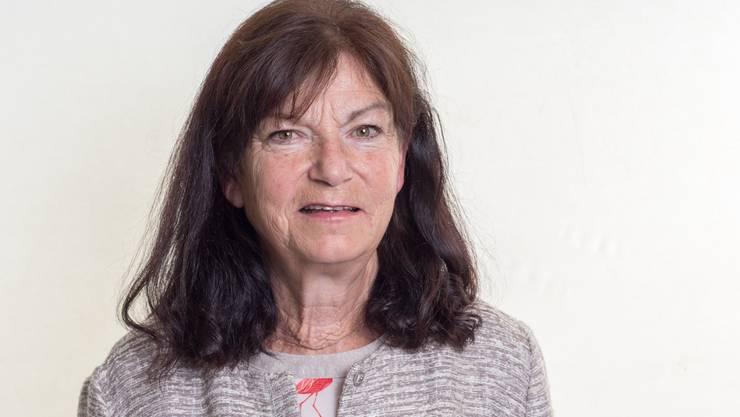 Kathrin Hasler, Hellikon, SVP (mit 2742 Stimmen gewählt), bisher