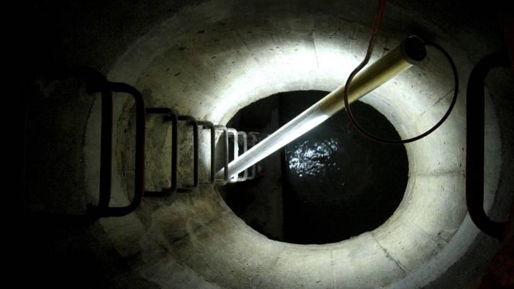 """In Londons Kanalisation liegt ein 130 Tonnen schweres """"Fett-Monster"""" (Archiv)"""