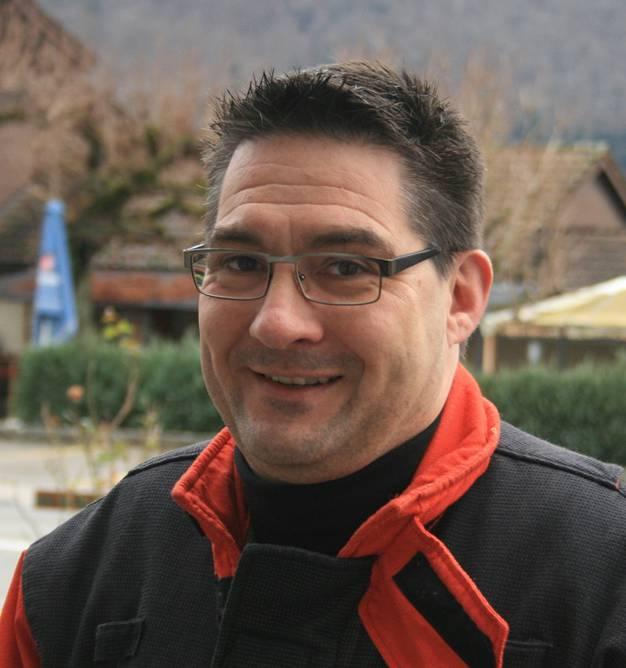 Boris Tellenbach, Feuerwehrkommandant von Brittnau, wurde entlassen.