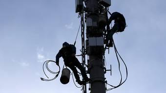 Auch im Zurzibiet gibt es immer mehr 5G-Antennen. (Symbolbild)