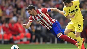 Raul Garcia avancierte zum Matchwinner für Atletico