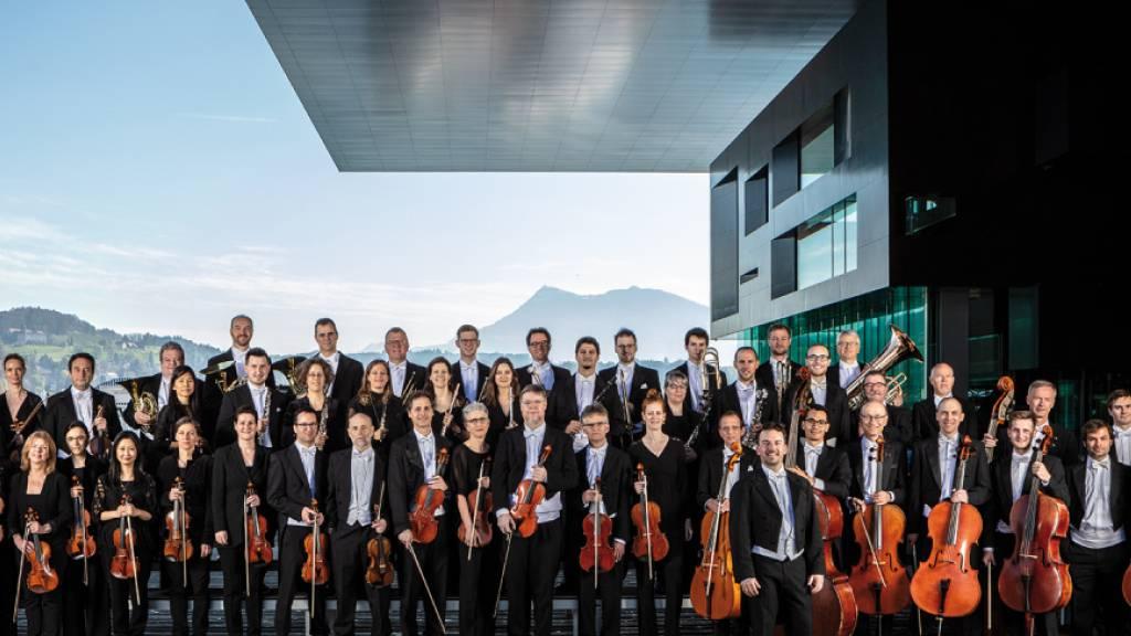 Michael Sanderling dirigiert neu das Luzerner Sinfonieorchester