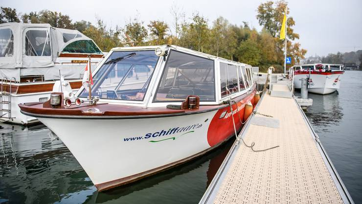 Die Öufi-Flotte wird 11-jährig und lädt am Hafenfest während drei Tagen zu Gratis-Rundfahrten ein.
