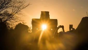 Vom Stromausfall betroffen war die Ferienregion Yucatán. Auf der Halbinsel befinden sich einige der bedeutendsten Maya-Ruinenstätten.