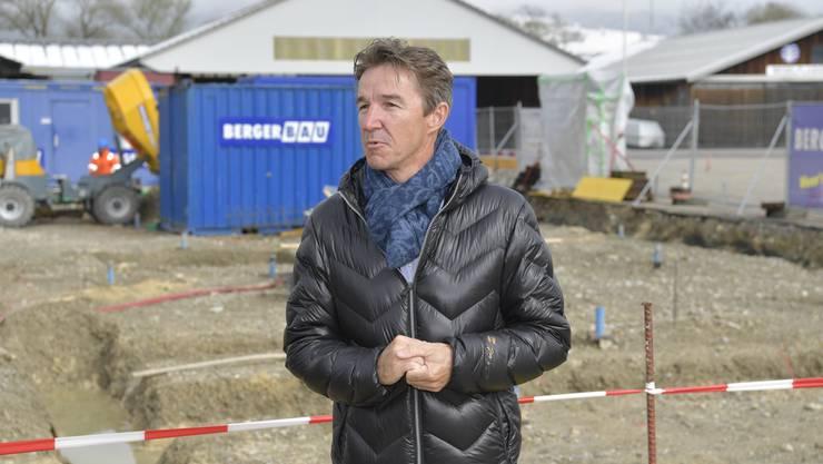 Ernst Kohler, CEO Rega