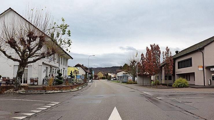 Der Dorfkern von Holziken soll markanter werden.
