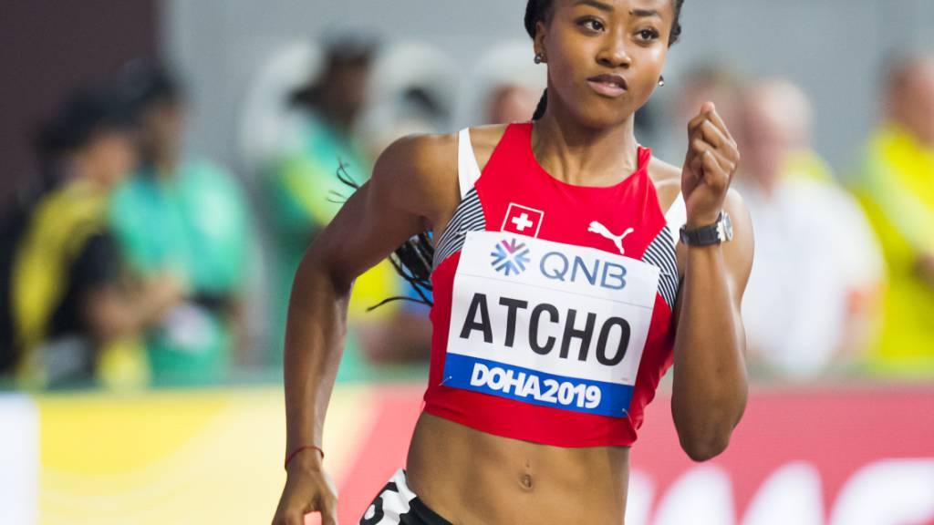 Sarah Atcho trainiert künftig in Belgien